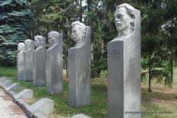 Denkmal für die Helden der Revolution